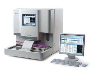 Automatic hematology analyzer BC-6800 Mindray
