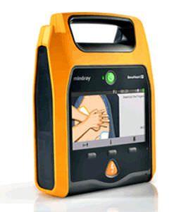 Automatic external defibrillator / public access BeneHeart D1 Public Mindray