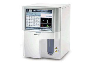 Automatic hematology analyzer / leukocyte distribution BC-5150 Mindray