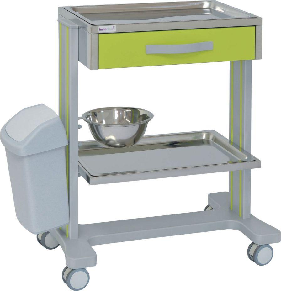 Multi-function trolley / 1-drawer 70065 Inmoclinc