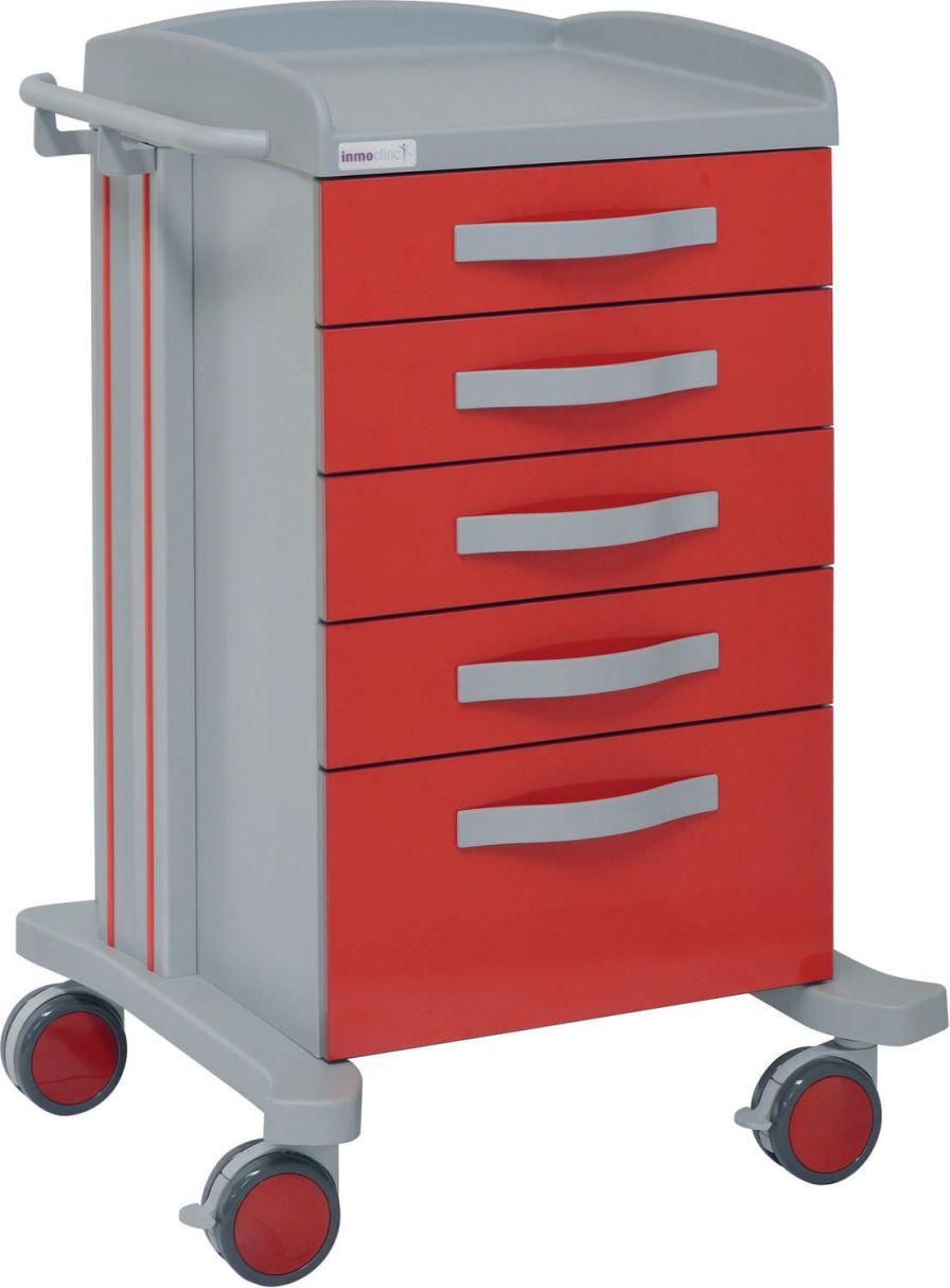 Multi-function trolley / 5-drawer 70030 Inmoclinc