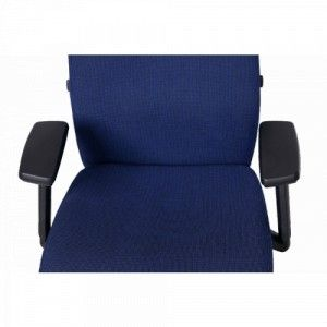 Office chair / with armrests / on casters DR JAWNY COMFORT K Meden-Inmed