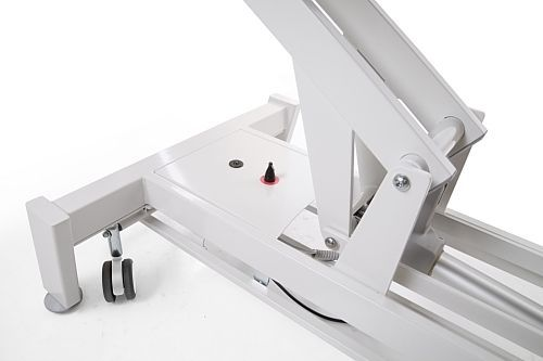 Electrical massage table / on casters / height-adjustable / 3 sections TERAPEUTA PRESTIGE M-S5 Meden-Inmed