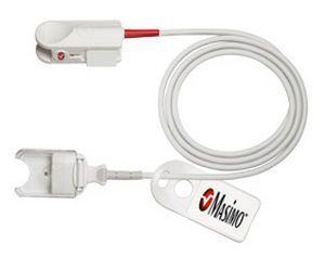 Fingertip SpO2 sensor / adult rainbow® DCI SC-400 Masimo