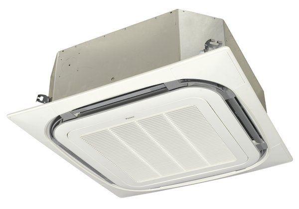Cassette fan coil unit / for healthcare facilities 4 - 11 kW | FWC-BF Daikin Europe