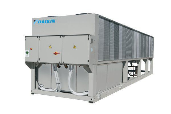 Air-cooled water chiller / for healthcare facilities -18 °C ... +50 °C | EWAD-C-XL Daikin Europe