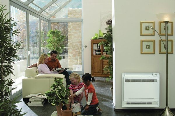 Healthcare facility air conditioner / wall-mounted 8.2 - 10.7 m³/min | FVXS-F Daikin Europe