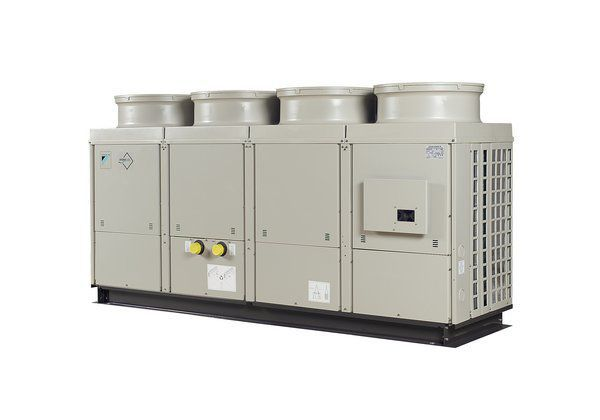 Air-cooled water chiller / for healthcare facilities EUWY-KBZW1 Daikin Europe