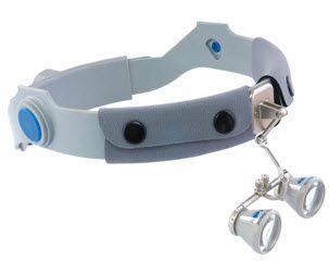Headband magnifying loupe 13.10521.301 KaWe