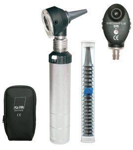 ENT diagnosis medical kit KaWe COMBILIGHT® F.O.30 / E30 KaWe