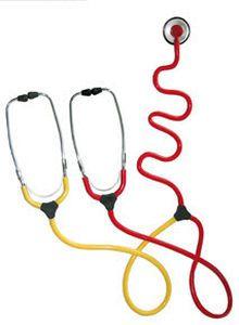 Single-head stethoscope / teaching Plano KaWe