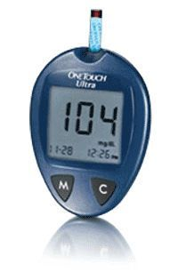 Blood glucose meter OneTouch® Ultra® Lifescan