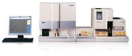 Automatic urine analyzer AUTION MAX Menarini Diagnostics