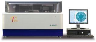 Automatic biochemistry analyzer / random access F560 Menarini Diagnostics