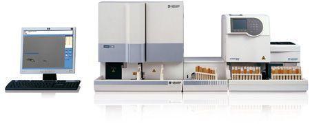 Automatic urine sediment analyzer Aution MAX Menarini Diagnostics