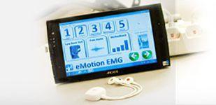 Digital electromyograph / portable / computer-based eMotion EMG Mega Electronics