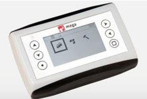 Portable multi-parameter monitor / wireless eMotion Biolink Mega Electronics