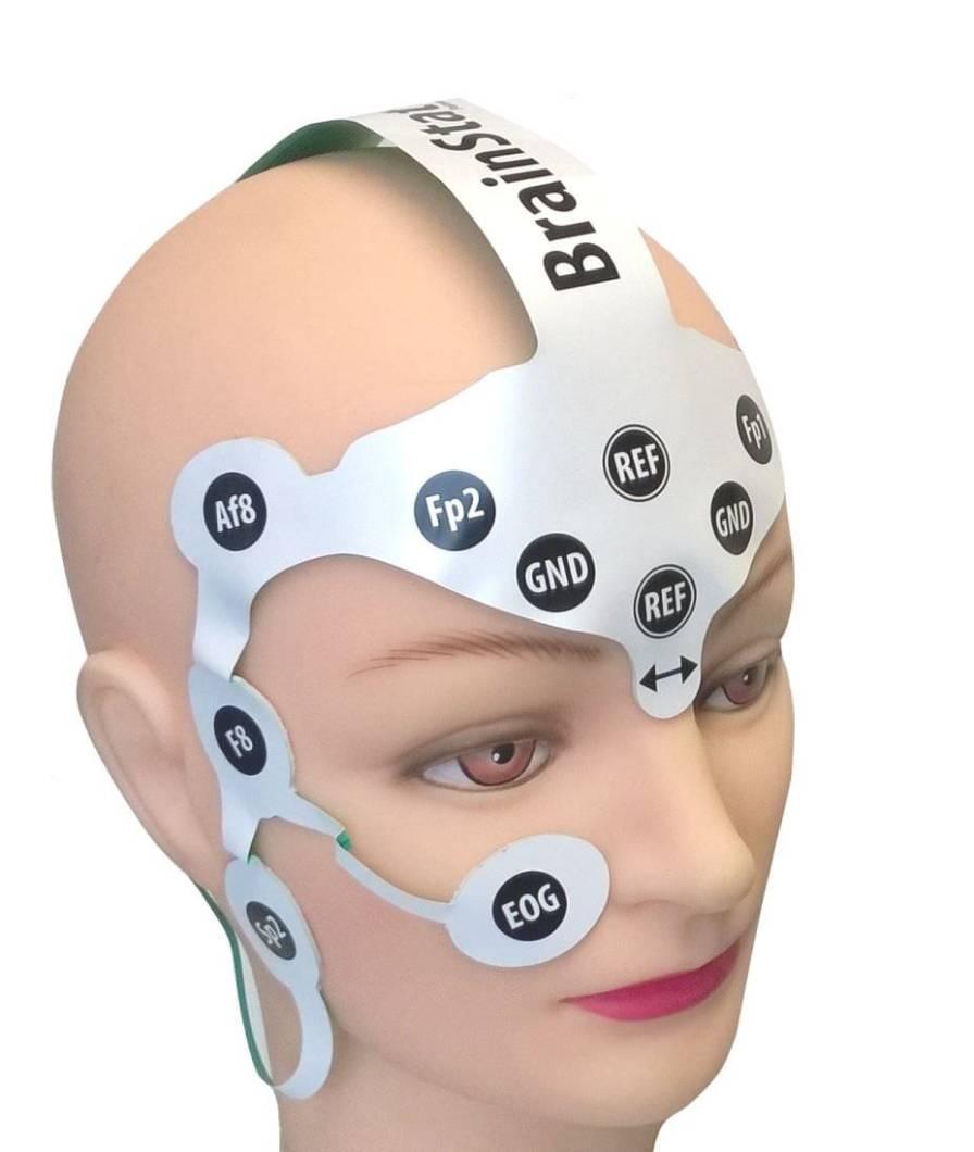EEG electrode / disposable BrainStatus Mega Electronics