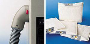 Dentist office dust suction unit / dental laboratory AM28 Manfredi