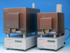 Heating oven / dental laboratory 1100 °C | WARMY 7 Manfredi