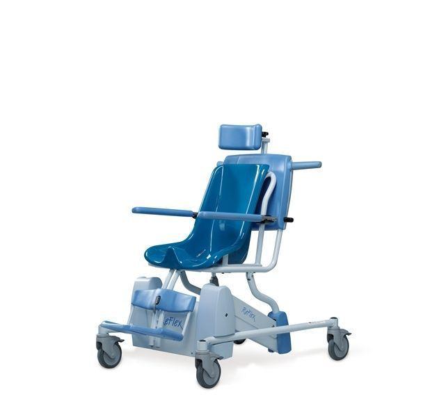 Shower chair / pediatric / height-adjustable Children Reflex Lopital Nederland