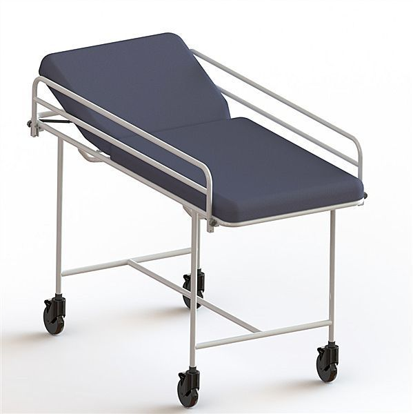 Fixed examination table / 2-section 65004060 Lopital Nederland