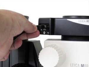 Digital camera / stereo microscope / laboratory 3 Mpx | IC80 HD Leica Microsystems
