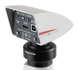 Digital camera / for laboratory microscopes 5 Mpx | MC170 HD Leica Microsystems