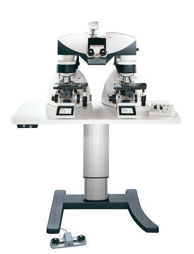 Comparison microscope / optical / fluorescence / bright field FS4000 LED Leica Microsystems