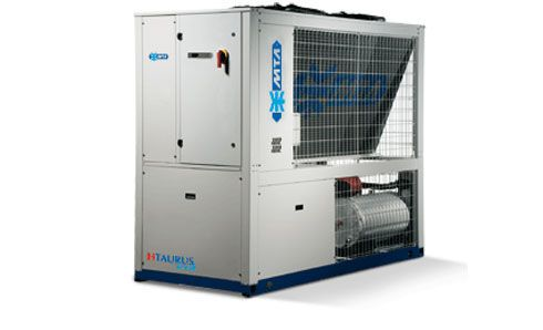 Air/water heat pump / reversible 70 - 143 kW | HTAURUS tech M.T.A. S.p.A.