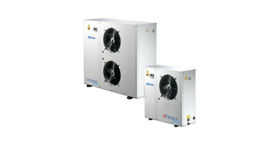 Condensing unit for healthcare facilities 4.3 - 68 kW | MCHCYGNUS M.T.A. S.p.A.