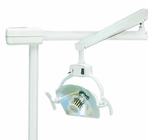 Halogen dental light / 1-arm LuxStar series Marus