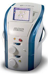 Dermatological laser / Nd:YAG / diode / tabletop M22™ Lumenis