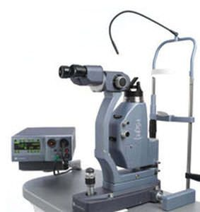 Ophthalmic laser / for retinal photocoagulation / solid-state / tabletop InSight Lumenis
