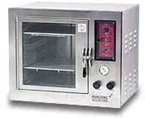 Vacuum laboratory drying oven / bench-top LTE Qualivac LTE Scientific