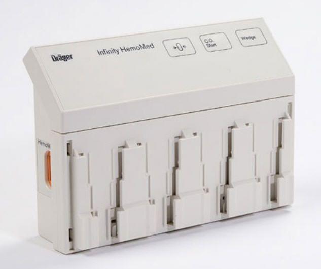 IBP module for multi-parameter monitor Infinity® HemoMed™ Pod Dräger