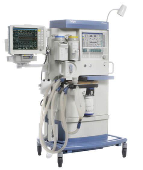 Anesthesia workstation Primus® Dräger