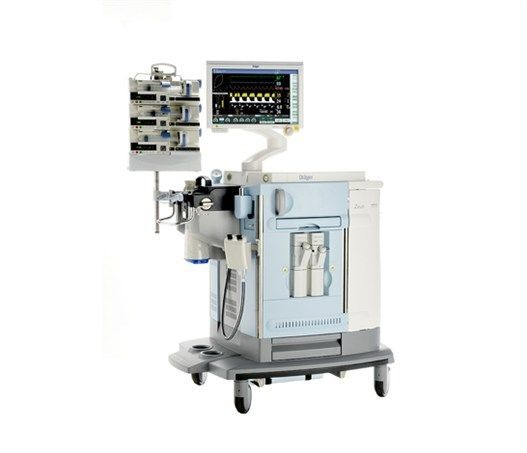 Anesthesia workstation Zeus® Infinity® Empowered Dräger