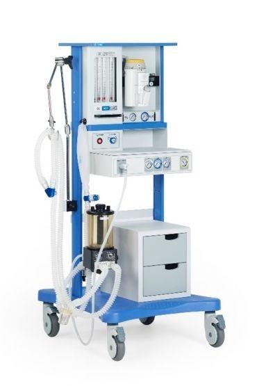Anesthesia workstation with gas blender Triton Medec Benelux