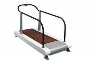 Treadmill ergometer with handrails 0.5 ? 30 km/h | Katana Sport 400V Lode