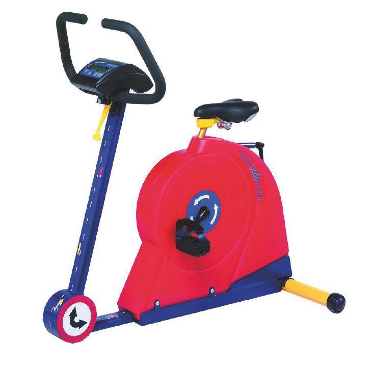 Traditional ergometer exercise bike / pediatric Corival Pediatric Lode