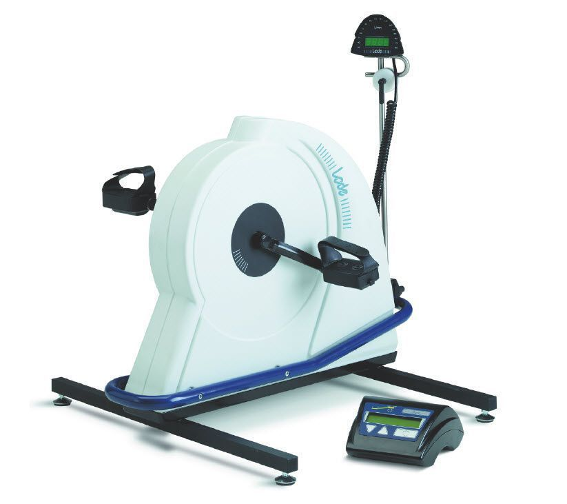 Ergometer pedal exerciser 150 rpm, 750 - 1000 W   Angio Lode