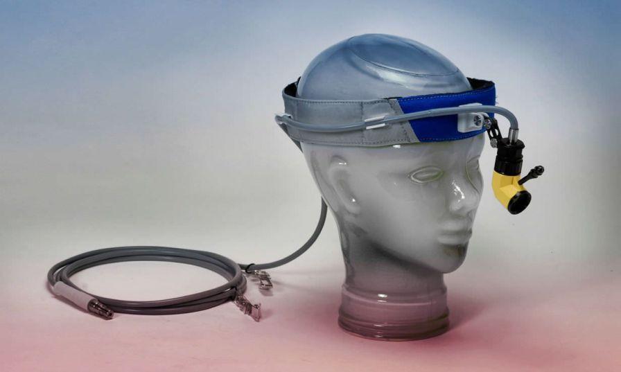 Fiber optic headlight Washable Cloth Luxtel
