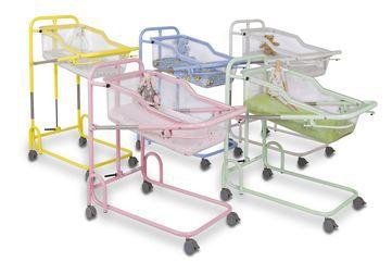 Transparent hospital baby bassinet MiMi LINET