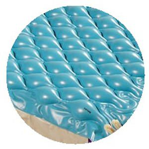 Anti-decubitus overlay mattress / for hospital beds / dynamic air / honeycomb 90 kg | ProDerm 1 LINET