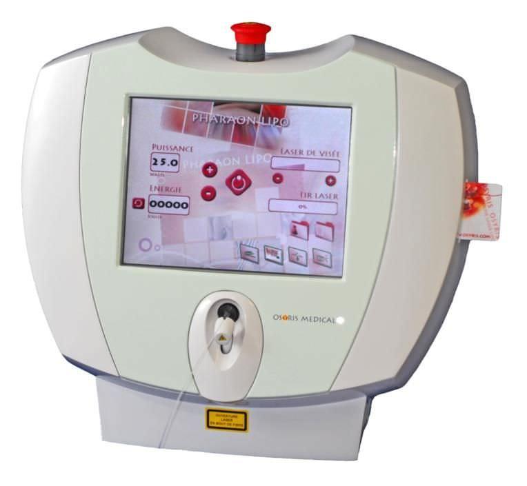 Lipolysis laser / diode / tabletop LIPOTHERME™ | 980 nm LSO MEDICAL