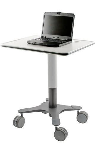 DataCart by Lund -  DCT-1RLT - Large Rectangle Work-surface Cart, Laptop Cart