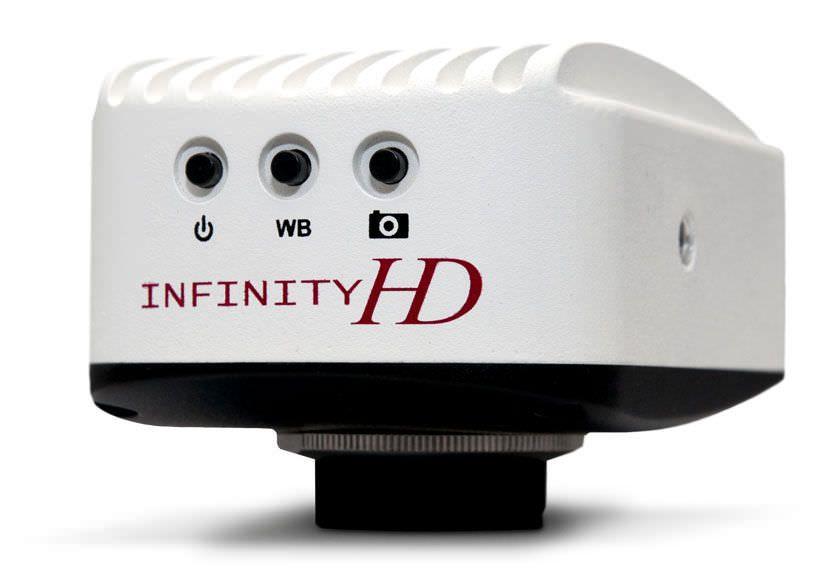Digital camera / for laboratory microscopes / CMOS / HD 2 Mpx | INFINITYHD Lumenera Corporation