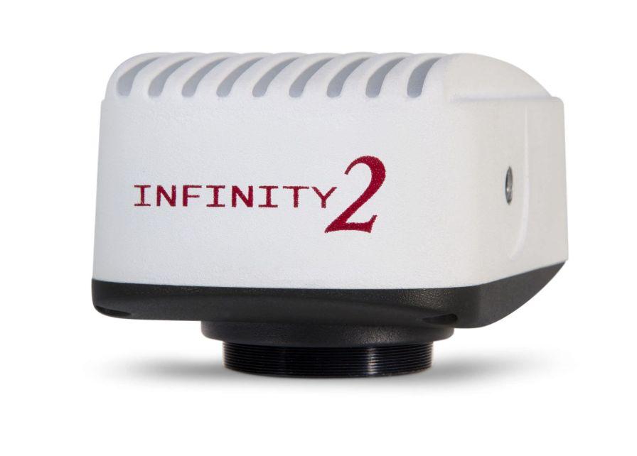 Digital camera / for laboratory microscopes / CCD 1.4 Mpx | INFINITY2-1R Lumenera Corporation