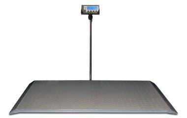 Veterinary platform scale / electronic Axxiom 2000 Leading Edge
